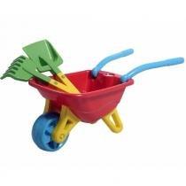 Brinquedo de Praia Big Carriola com Acessórios 844 - Magic Toys - Magic Toys