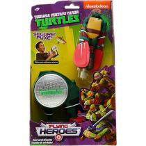 Brinquedo flying heroes tartaruga ninja - raphael dtc 3318 -