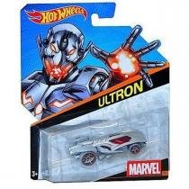 Brinquedo hot wheels carros marvel, 1 peca - ultron - bdm71 - Mattel