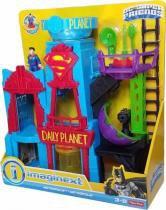 Brinquedo Imaginext Dc Metrópolis Fisher Price - Mattel -
