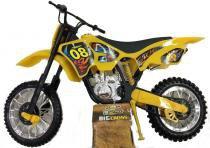 fab2155e71f Brinquedo infantil moto big cross 28cm - bs toys -
