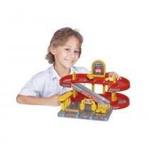 Brinquedo infantil posto de serviço - rosita - baby brink -