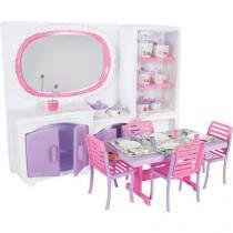 Brinquedo Jantar Cristal + Acessorios Lua de Cristal 235 -