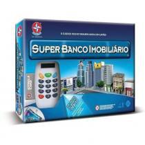 Brinquedo jogo super banco imobiliario estrela - Estrela