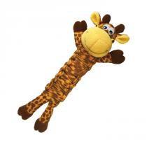 Brinquedo Kong Bendeez Girafa Tamanho Pequeno - Kong