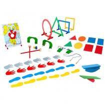 Brinquedo Linha Movimento Sensoriais e Corporais 1127 - Carlu - Carlu
