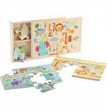 Brinquedo Minha Primeira Caixa Quebra-Cabeça B FP-3000-2 - Fisher Price - Fisher Price