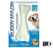 Brinquedo Osso de Nylon para Cães - Super Resistente - Buddy Toys - Buddy Toys