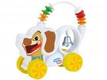 Brinquedo para Bebê Mundo Bita - Cãozinho do Bita Monte Líbano