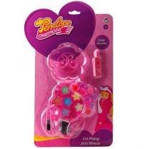 brinquedo para meninas kit Maquiagem Penélope Charmosa p/ Bonecas 45102 - By kids