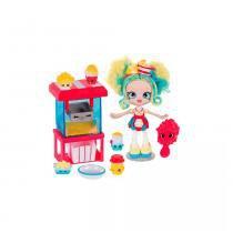 Brinquedo Pipoqueira da Pipokátia Shopkins - DTC -
