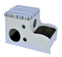 Brinquedo Play Cat Escada American Pets - American Pets