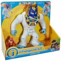Brinquedo Rei Mumia Imaginext Drt57 - Fisher price