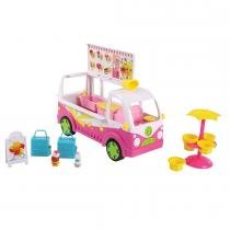 Brinquedo Shopkins Caminhão de Sorvete 3733 - DTC - DTC