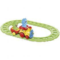 Brinquedo Super Trenzinho na Estação com Sons 2710 - Buba - Buba