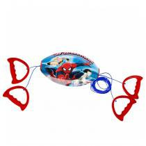 Brinquedo Vai e Vem Spider Man 2058 - Líder Brinquedos - Lider Brinquedos