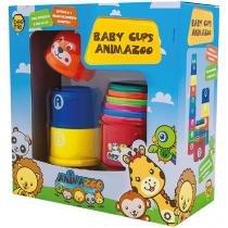 Brinquedos para Bebê Animazoo Baby Cups - Bee Me Toys