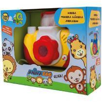 Brinquedos para Bebê Animazoo  - Minha Primeira Câmera - Bee Me Toys