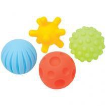 Brinquedos para Bebê Kit Bolinhas Baby - Buba