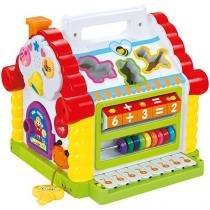 Brinquedos para Bebê Play Bee Casa de Atividades - Bee Me Toys