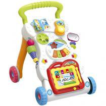 Brinquedos para Bebê Play Bee - Passitos Andador Musical - Bee Me Toys