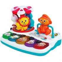Brinquedos para Bebê Play Bee Pianinho Mágico - Bee Me Toys