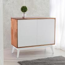 Buffet Roma 2 Portas Branco - Wood Prime MP 1041596 - Wood Prime - MP