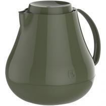 Bule de Chá e Café Térmico Verde 400ml Soprano - Sonetto