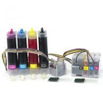 Bulk Ink 8100, 8600 Completo Industrializado VISUTEC -