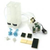 Bulk Ink Recarregável para Impressora Epson K101 + 2 Cartuchos de 90ml - VISUTEC -