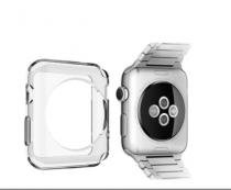 Bumper Transparente Apple Watch Series 2  - Modelos 38mm e 42mm - 38mm - Group luadi