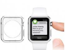 Bumper Transparente Apple Watch Series 2  - Modelos 38mm e 42mm - 42mm - Group luadi