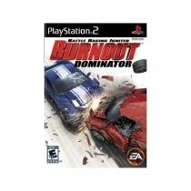 Burnout dominator - ps2 - Sony