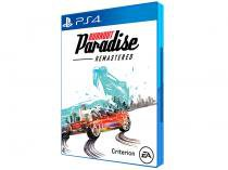Burnout Paradise Remastered para PS4 - EA