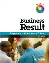 Business result upper intermediate tb with dvd-video - 1st ed - Oxford university