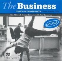 Business - upper intermediate class cd - Macmillan