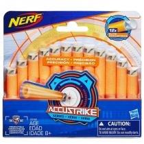 C0162 nerf accustrike refil com 12 dardos - Hasbro