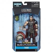 "C0569 hasbro marvel legends 6"" ragnarok thor -"