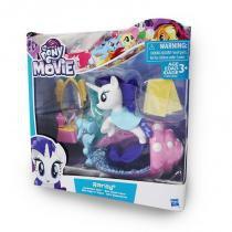 C0682 my little pony o filme spa submarino rarity - rosa - Hasbro