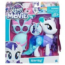 C0721 my little pony o filme rarity - Hasbro