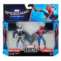 "C1406 marvel legends 3,75"""" spider man vs vulture - Hasbro"