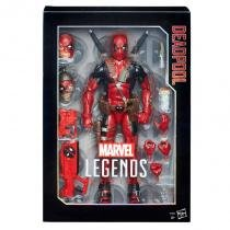 "C1474 marvel legends 12"""" deadpool xl - Hasbro"