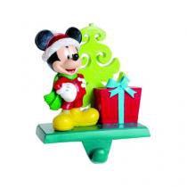 Cabide Disney Enfeite com Gancho Do Mickey - 13 X 12 Cm - Cromus