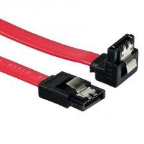Cabo Dados Sata 50cm PC-CBST03 180/90 - 90 GRAUS Plus Cable -