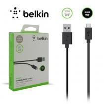 Cabo dados USB Belkin Preto Android - Belkin