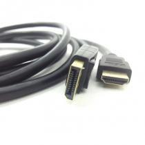 Cabo Displayport Macho X HDMI Macho de 3 Metros - Wincabos
