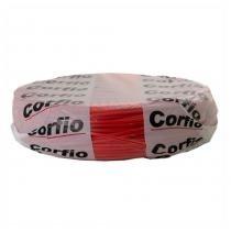 Cabo Flexível 2,5mm Rolo 100m Vermelho Corfio - CORFIO