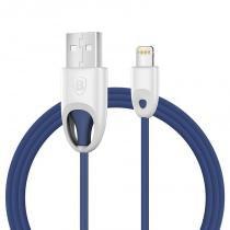 Cabo Lightning Homologado MFI para Apple iPod, iPhone e IPad Baseus Rainbow 1M -