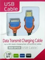 Cabo USB 2.0 Iphone 4 - 1.5MT - Importado