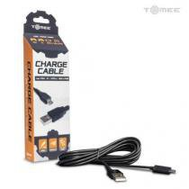 Cabo USB / Micro USB para Carregar controle de PS4 e Xbox One - Tomee -